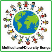 multicultural songs